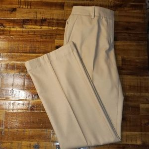 J. Crew Cafe' Trouser 100% Wool Size 2